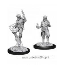 Dungeons & Dragons: Nolzur's Marvelous Unpainted Minis: Tiefling Sorcerer Male