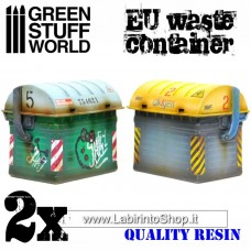 Green Stuff World EU Waste Containers