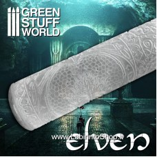 Green Stuff World Rolling Pin ELVEN