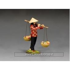 VN085 Vietnam Flower Girl