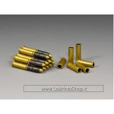 SP113 105mm Shells & Spent Shell Cases