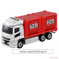 No.85 Mitsubishi Fuso Super Great (Box) (Tomica)