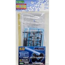 Gimmick Unit 03 LED Sword Blue Ver. (Plastic model)