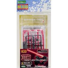 Gimmick Unit 04 LED Sword Red Ver. (Plastic model)