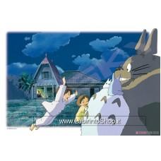 My Neighbor Totoro No.300-427 Totoro ni Tobitsuke (Jigsaw Puzzles)