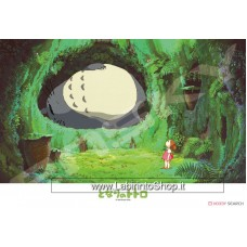 My Neighbor Totoro No.300-426 Rolling Over Totoro (Jigsaw Puzzles)