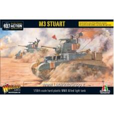Warlord M3 Stuart