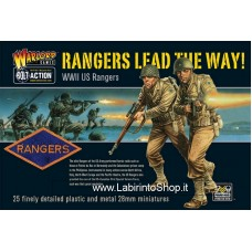 Warlord Rangers lead the way! US Rangers boxed set
