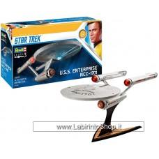 Revell - Star Trek - The Original Series - 1/600 117 Parts - U.S.S. Enterprise NCC-1701