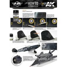 Ak Interactive Ak2075 Paneliner Black Camouflage
