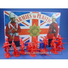 Armies in Plastic - 1/32 - Egypt and Sudan Campaigns 1882 - Scots Guards British Infantry