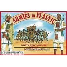 Armies in Plastic - 1/32 - Egypt And Sudan 1881-1898 Ansars Dervish Warriors