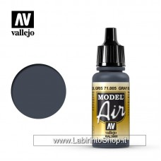 Vallejo Model Air 17ml 71.005 Grey Blue