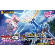 Pokemon Plastic Model Collection Select Series Xerneas & Diancie (Plastic model)