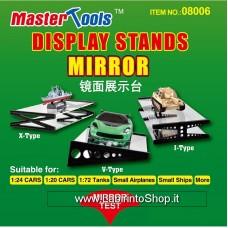 Trumpeter Master Tools 08006 - Display Stands Mirror