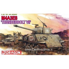Dragon - 1/35 - M4A3E8 Thunderbolt VII