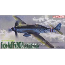 Dragon - 1/48 - Focke-wulf Fw190d-9 Langnasen-dora