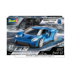 Revell 1/24 Easy Click System 2017 Ford GT