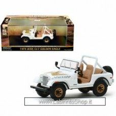 Greenlight 1/43 - Jeep Dixie - 1979 Jeep Golden Eagle