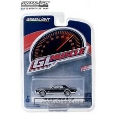 Greenlight 1/64 - GL Muscle - 1968 Mercury Couguar GT-E 427