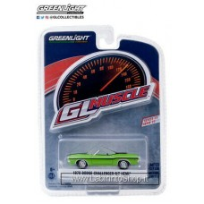 Greenlight 1/64 - GL Muscle - 1970 dodge Challenger R/T Hemi