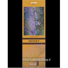 Puzzle Arte 1000 Pezzi - Monet - Le Jardin de Monet