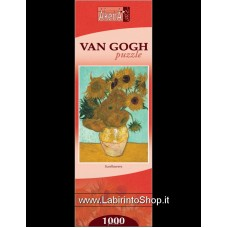 Puzzle Arte 1000 Pezzi - Van Gogh - I Girasoli