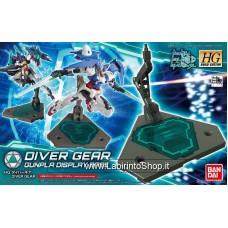 Diver Gear (HGBC) (Gundam Model Kits)