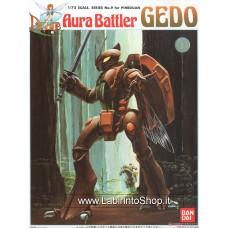 Aura Battler Gedo (for Pineguan) (Plastic model)