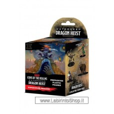 D&D Icons of the Realms: Waterdeep Dragon Heist Booster Brick