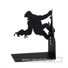King Kong - Bookend - Fermalibri