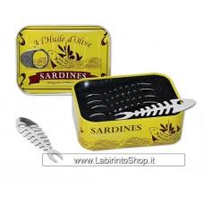 Sardines - Snack Forks
