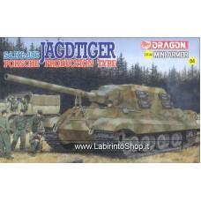 Dragon - 1/144 - Mini Armor - 04 - SD.Kfz.186 Jagdtiger Porsche Production Type