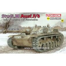 Dragon - 1/144 - Mini Armor - 03 - Stug.III ausf.F/8 Late