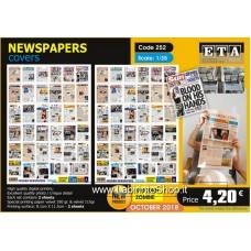 ETA Diorama - 252 - Modern Zombie - 1/35 - Modern Newspapers