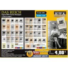 ETA Diorama - 640 - WWII - 1/35 - Das Reich