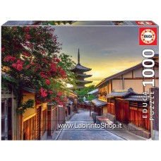 Puzzle - Educa - Pagoda Yasaka Kyoto Giappone 1000 Pezzi
