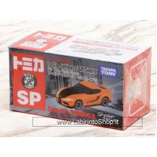 Tomica Tomy Dream Tomica SP F9 The Fast Saga Fast & Furious GR Supra