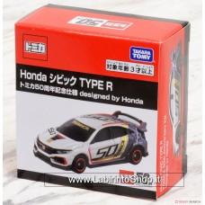Tomica Tomy Honda Civic TypeR Tomica 50th Anniversary Designed by Honda (Tomica)