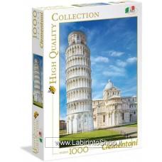 Clementoni - 1000 Pezzi - Puzzle - Pisa