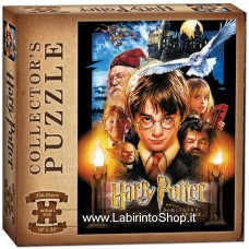 Usaopoly - 550 Pezzi - Harry Potter and The Sorcerer's Stone