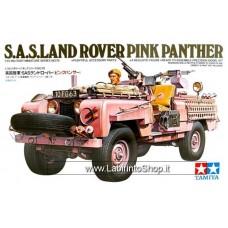Tamiya 1:35 S.A.S Land Rover Pink Panther