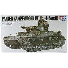 Tamiya 1:35 Panzar Kampfwagen IV Ausf.D