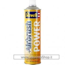 Revell Airbrush Power 1000ml aria compressa per aerografo