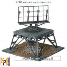 Sarissa - World War - Europe - Low Radar Array 28 mm