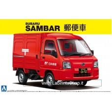 Aoshima Subaru Sambar 1/24