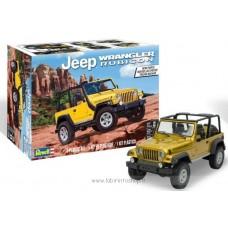 Revell Jeep Wrangler Rubicon 1/25