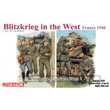Dragon - 6347 - 1/35 Blitzkrieg in the West France 1940