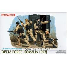 Dragon - 3022 - 1/35 Delta Force Somalia 1993