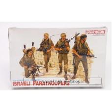 Dragon - 3001 - 1/35 Israeli Paratroopers